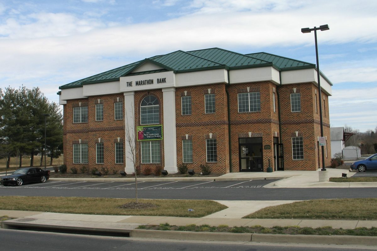 The Marathon Bank