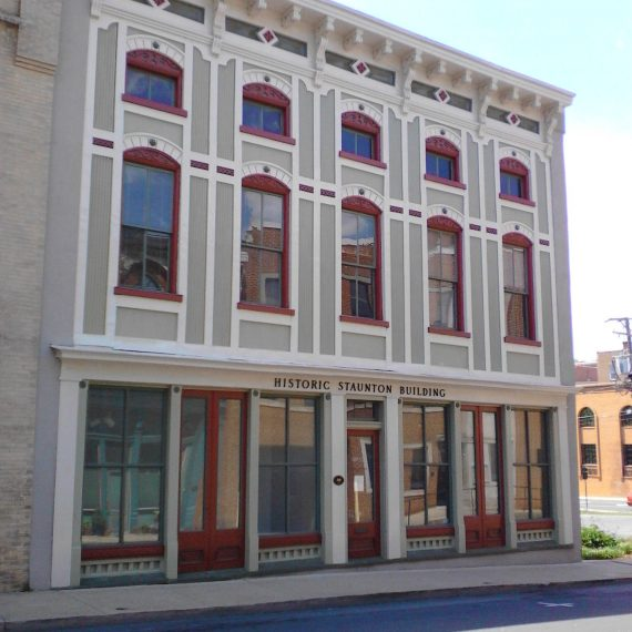 Historic Staunton Building