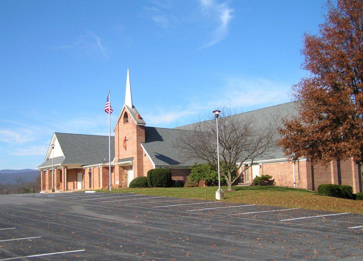 Clover Hill United Methodist Church