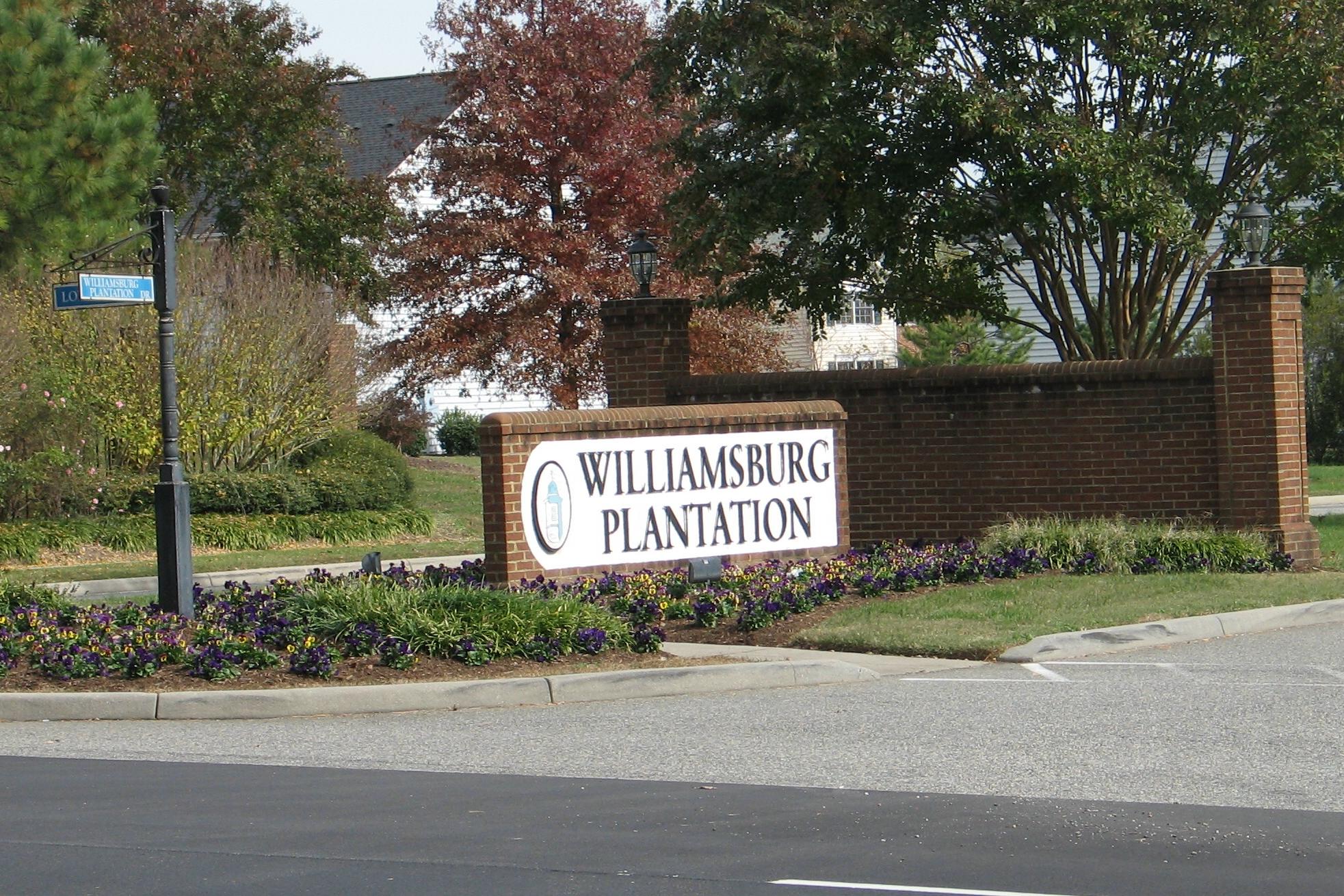 Williamsburg Plantation Resort  Miller Cupp Associates