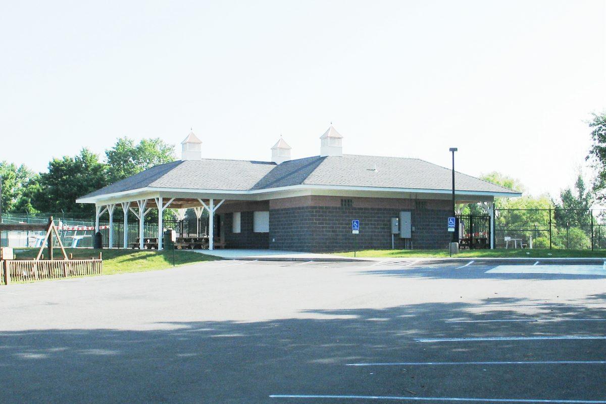 Town of Mt. Jackson Poolhouse