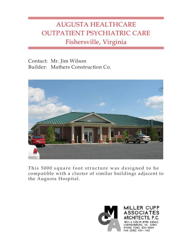 Augusta Psychiatric Care
